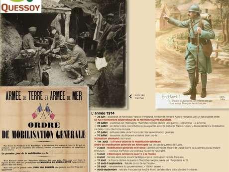 """Exposition """"Devoir de Mémoire"""""""
