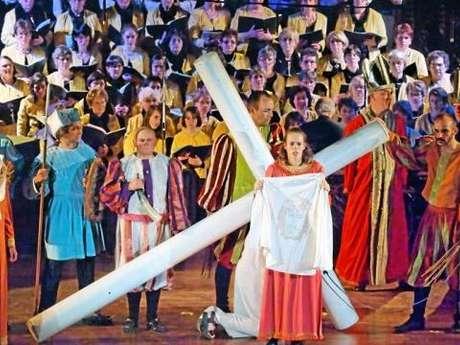 """Théâtre et musique : """"La Passion celtique"""""""