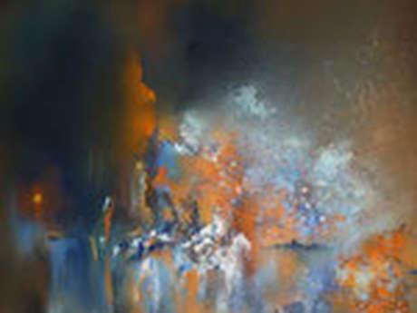 Stage Pastel : art abstrait