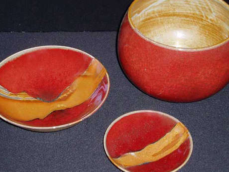 Eugène Patrick Boulot, poterie