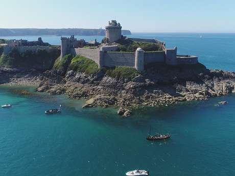 Fort La Latte ou Château de La Roche Goyon