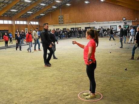 Championnat du Finistère de Pétanque