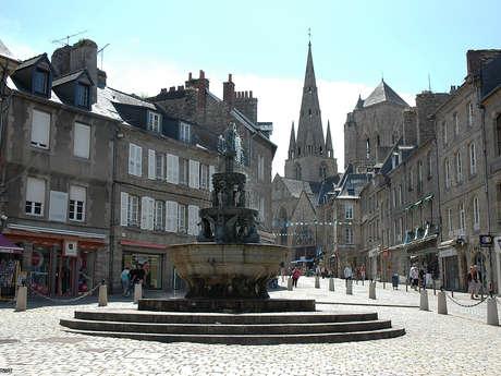 Guingamp, Petite Cité de Caractère