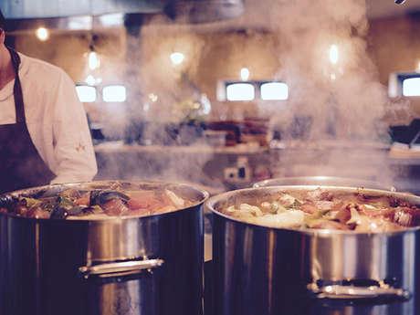 Koant Vraz - grand souper