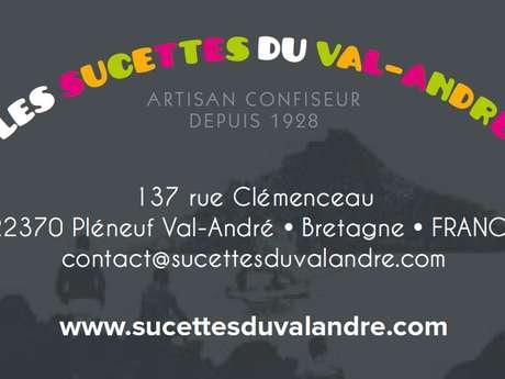 Sucettes du Val André