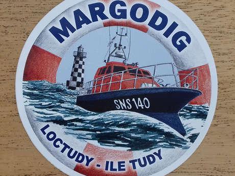 Visite de la vedette SNSM Margodig