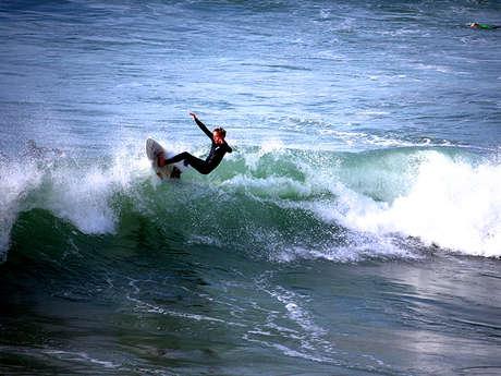 Championnat de surf