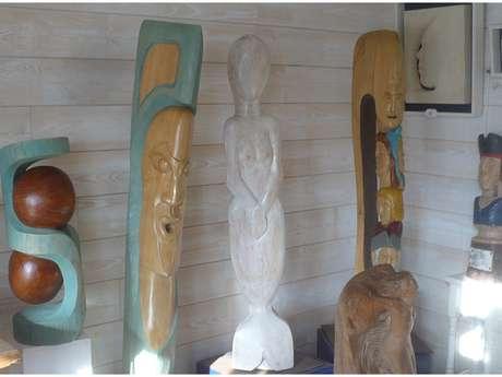 Expo sculpture - Youn Capitaine - ANNULÉ