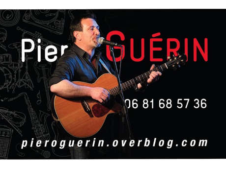 Apéro concert de Pierre Guérin - Bar chez Cathy