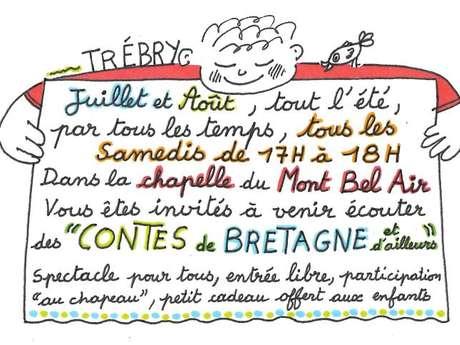 Les contes de Bretagne et d'ailleurs