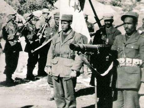 Expo - La guerre d'Algérie