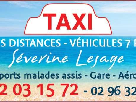 Taxi  Séverine Lesage