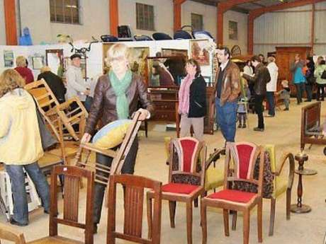 Ti Récup' : Braderie de meubles