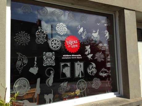 TnV Design - Bijou de vitre