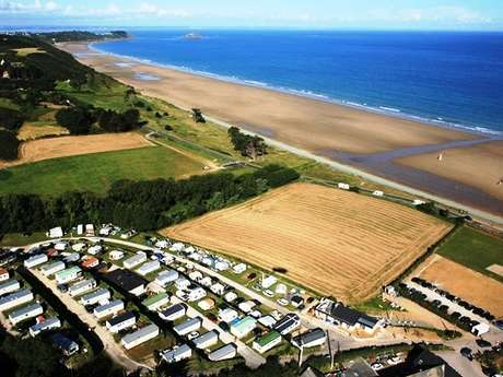 Camping de la Plage de Saint Pabu et de la Ville Berneuf