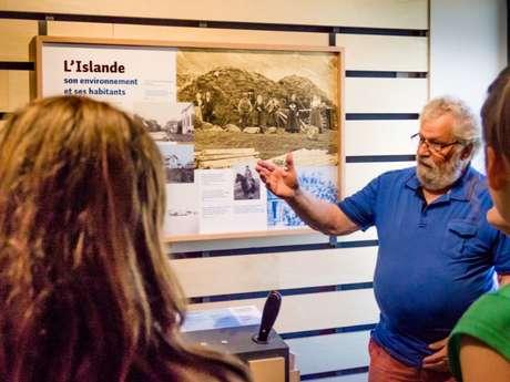 Visite guidée du musée Mémoire d'Islande