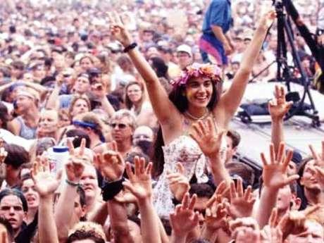 Mise en bouche : Woodstock, l'explosion des festivals