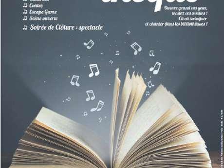 """""""Musiqu'en Thèque"""" : Historiettes musicales"""