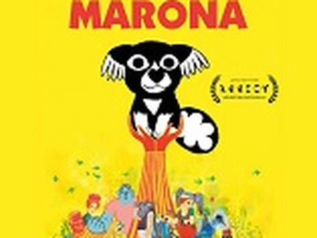 """""""L'extraordinaire voyage de Marona""""au cinéma La Belle Equipe"""