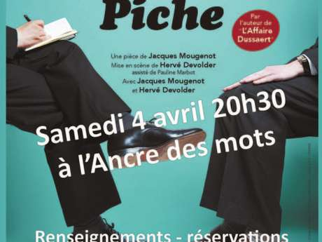 Théâtre - Le cas Martin Piche - Jacques Mougenot