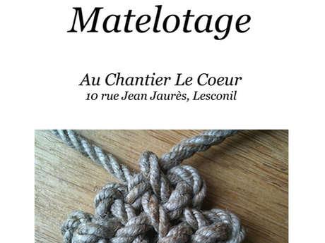 Animation matelotage