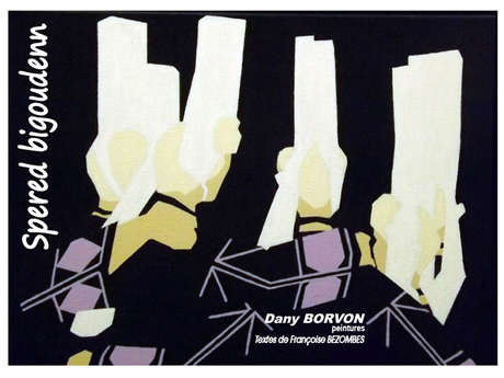 Exposition peintures Dany Borvon