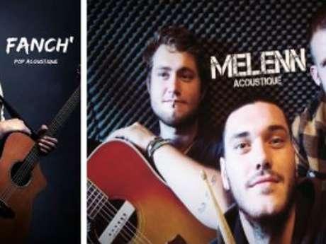Concerts Fanch et Melen Acoustique