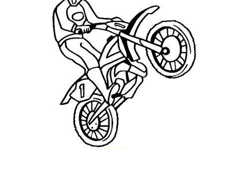 Moto cross de Quihanet à Landéhen