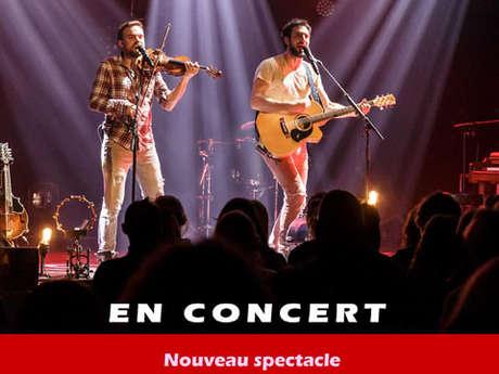 Outside Duo en concert