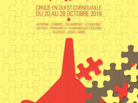 Spok Festival INAUGURATION DU FESTIVAL Rencontre des écoles de cirque du Finistère