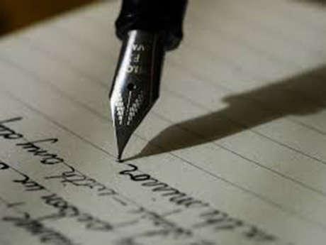 Atelier d'écriture spontanée