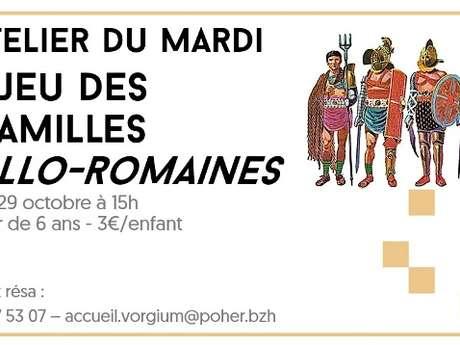 Vorgium : L'arché-HORRIBLE conférence