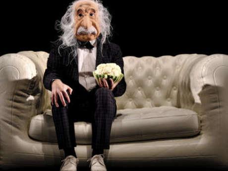 Humour Théâtre - À peu près égal à Einstein - ANNULÉ