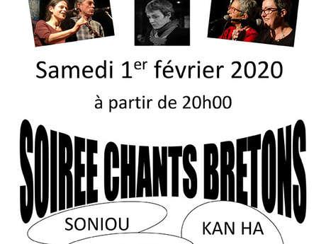 Soirée chants bretons
