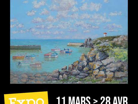 Expo - François Le Roux- ANNULÉ