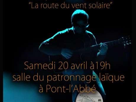 Concert - Guitare solo de Jean-Michel Cazorla