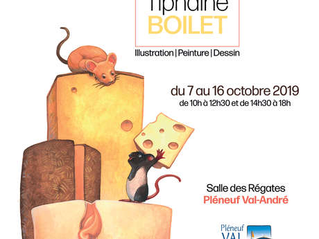 Exposition: Tiphaine Boilet