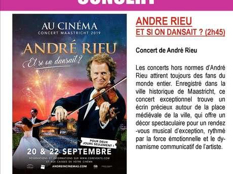"""Concert de André Rieu : """" et si on dansait ? """""""