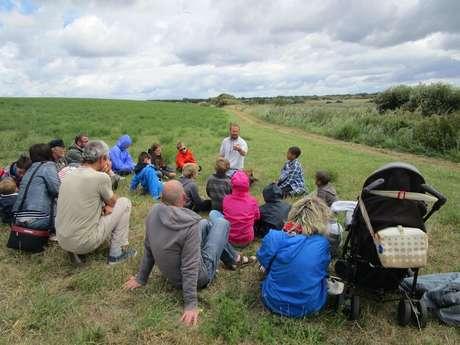 Balade contée sur le polder
