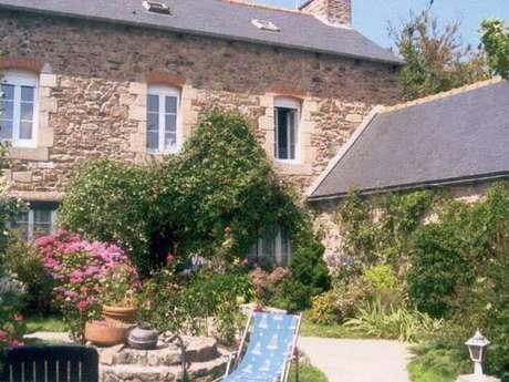 BONNICHON Yves - La Bretagne en gîte et chambres d'hôtes
