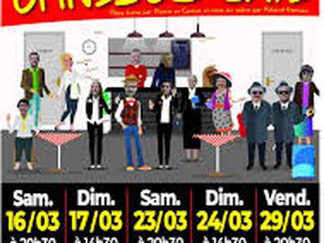 Théâtre - Omnibus Café