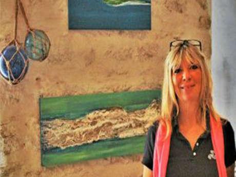 Exposition Cathie LE BERRE