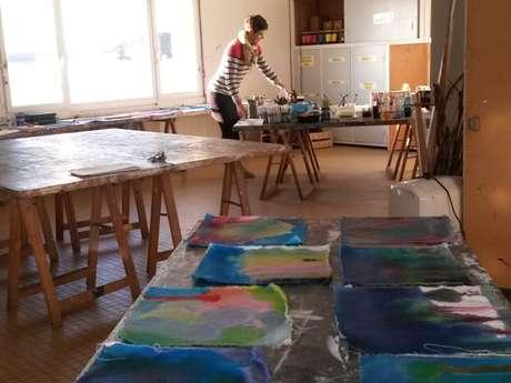 Atelier enfants 3/5 ans : Petit livre d'art
