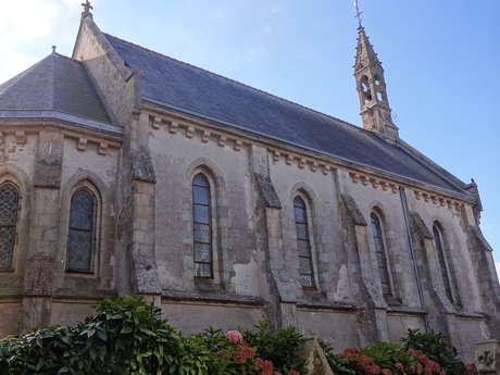Ouverture Chapelle du Sacré Coeur