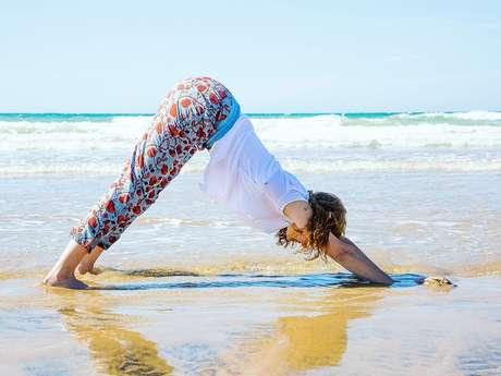 Séance de yoga prénatal