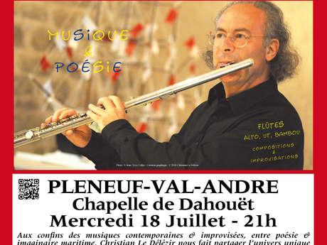 Concert : Christian Le Délezir