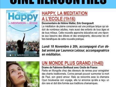 """Avant-première : """"One mind, une vie zen"""""""