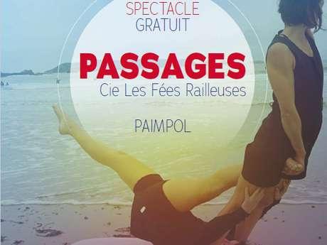 Passages, compagnie Les Fées Railleuses