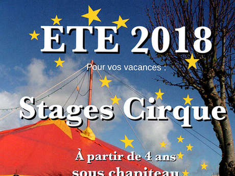 Stage de Cirque 7 ans et +
