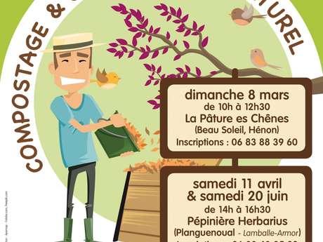 Compostage & jardinage au naturel